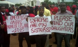 BBOG: We won't stop until Chibok girls are freed