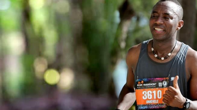 Sowore on SaharaReporters, running marathons and helping Jonathan to power