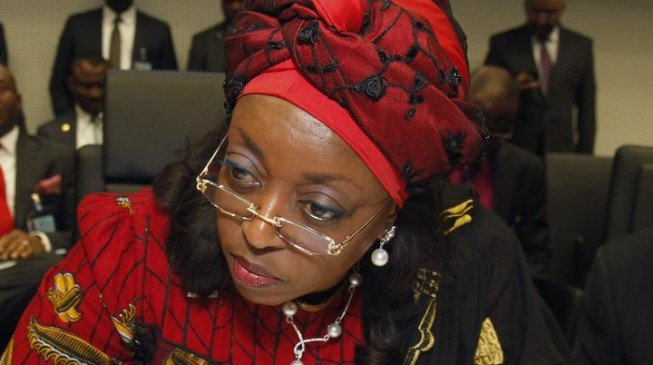 Diezani assembles SANs to battle Reps