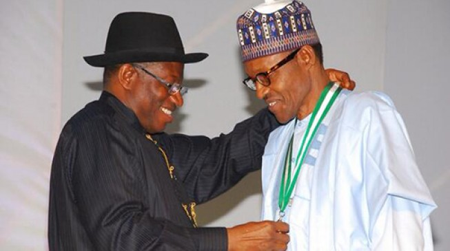 Jonathan applauds Buhari's call for unity in fight against terrorism