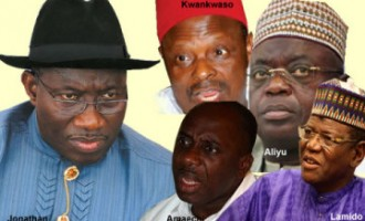 Jonathan to meet governors, security chiefs today