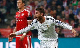 Madrid romp into UCL final with shock 4-0 bashing of Bayern