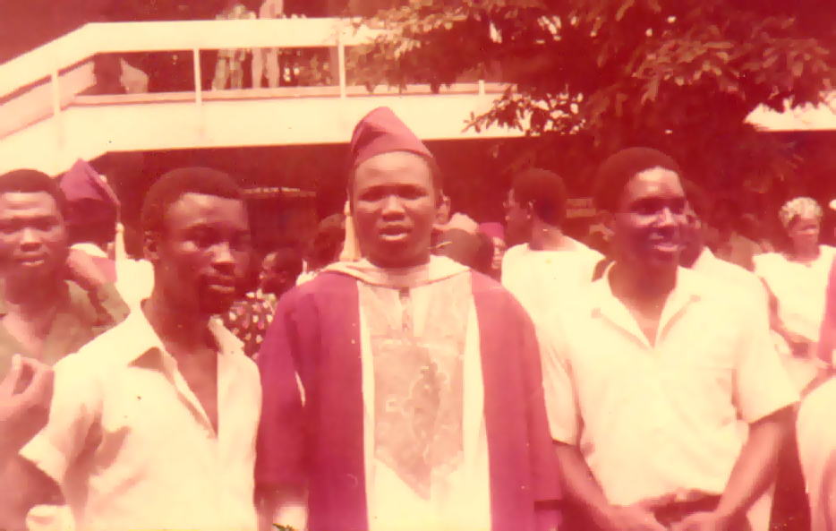 Ambode graduated from Unilag in 1981