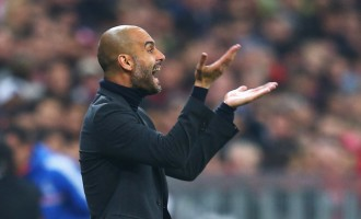 Guardiola: I made a mistake