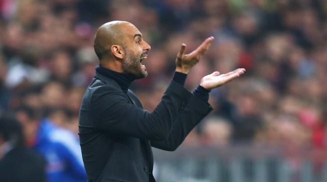 Guardiola: I made a mistake