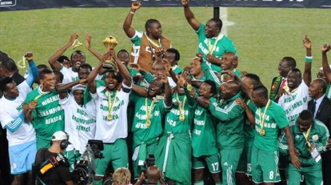 Nigeria tackle South Africa, Sudan in Afcon 2015 qualifiers