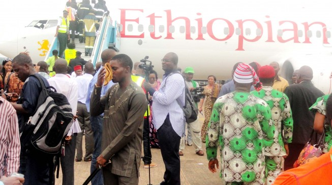 Ethiopian Airlines returns to Kano route