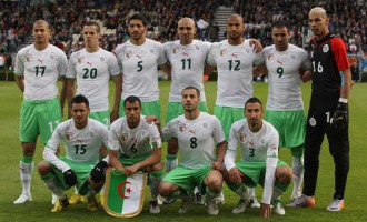 COUNTDOWN 30: Feghouli set to unite Algeria in Brazil