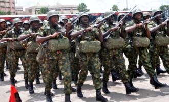 Army recruits more men to fight Boko Haram