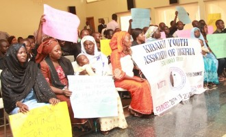 #BringBackOurGirls protest claims first casualty