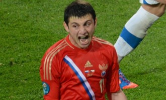 COUNTDOWN DAY 31: Russia's hopes resting on Dzagoev
