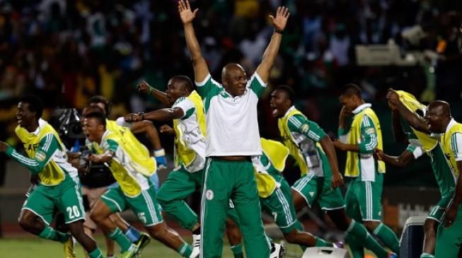 'Super Eagles are still learning,' say Ogunjobi, Ekpo