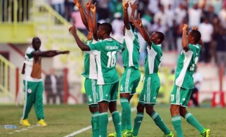 Flying Eagles, Super Falcons trounce opponents 4-1