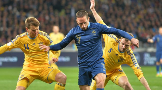 COUNTDOWN 17: Benzema and Ribery eye top spot for Les Blues
