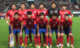 Countdown Day 32: South Korea look to replicate 2002 height