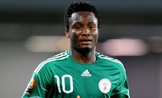 Mikel: Argentina won't be lucky this time around
