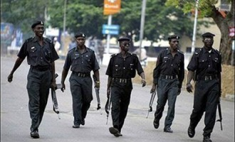 No more arrests… Police to shoot suspects on sight