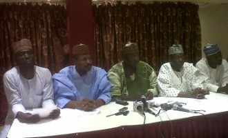 Group blames terrorism on northeastern governors