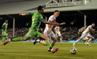 Odemwingie relishing his 'fresh start'