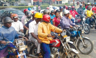 Between Okada and the Lagos of our dreams