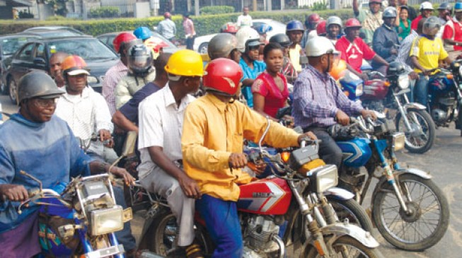 Motorcycles to be banned in Kaduna