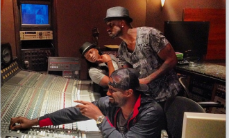 Did you think it was over? Psquare begin work on their sixth album