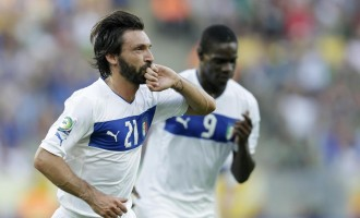 COUNTDOWN 16: Ageing Pirlo seeking repeat of Germany 2006 feat