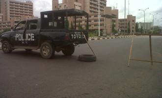 Police in Akwa Ibom 'foil' bomb explosions