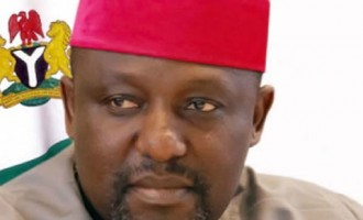 Okorocha says hunger 'is the cause of terrorism'