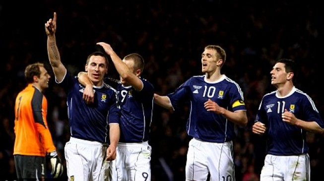Strachan names uncapped duo for Nigeria friendly
