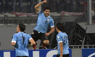 COUNTDOWN 15: Enigmatic Suarez to lead Uruguay's assault in familiar territory