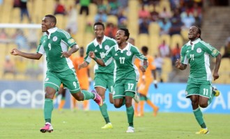 FIFA World Cup: Nigeria lowest-ranked in Group F