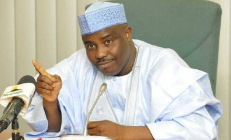 Tambuwal: How Dickson lobbied for Jonathan to become acting president