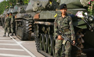 UPDATED: Thai government overthrown by military