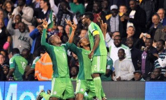Brazil 2014: Super Eagles head for Philadelphia