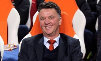 Finally, United name Van Gaal manager