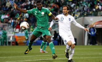 Yobo to start against Scotland