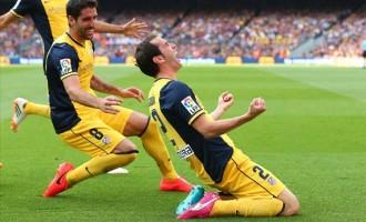 Atletico Madrid win La Liga in thrilling finale