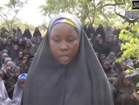 chibok girls in detention