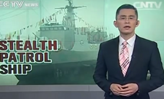 China Launches First Patrol Ship made for Nigeria