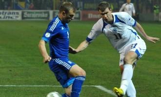 Nigeria's opponents, Bosnia, name provisional squad