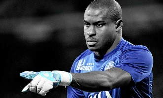 Enyeama wins historic Ligue 1 award