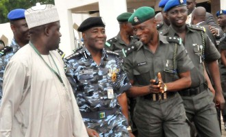 Police pick team to probe attack on Buhari, cleric