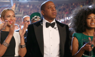 Jay Z attacked by Beyonce's Sister Solange