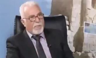 Fight breaks out on live TV in Jordan