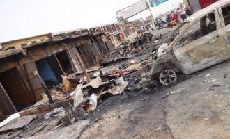 Jos bombers kill 3 at football viewing centre