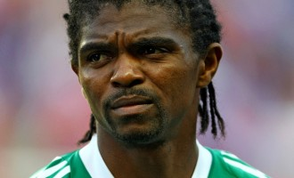 Nwankwo Kanu robbed of N4m at Russian airport