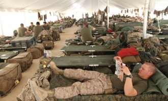 EXCLUSIVE: US marines in Abuja over insecurity