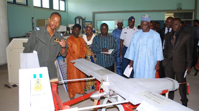 Chibok: How drones could help rescue efforts