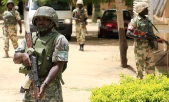 Military says it's not afraid to fight Boko Haram